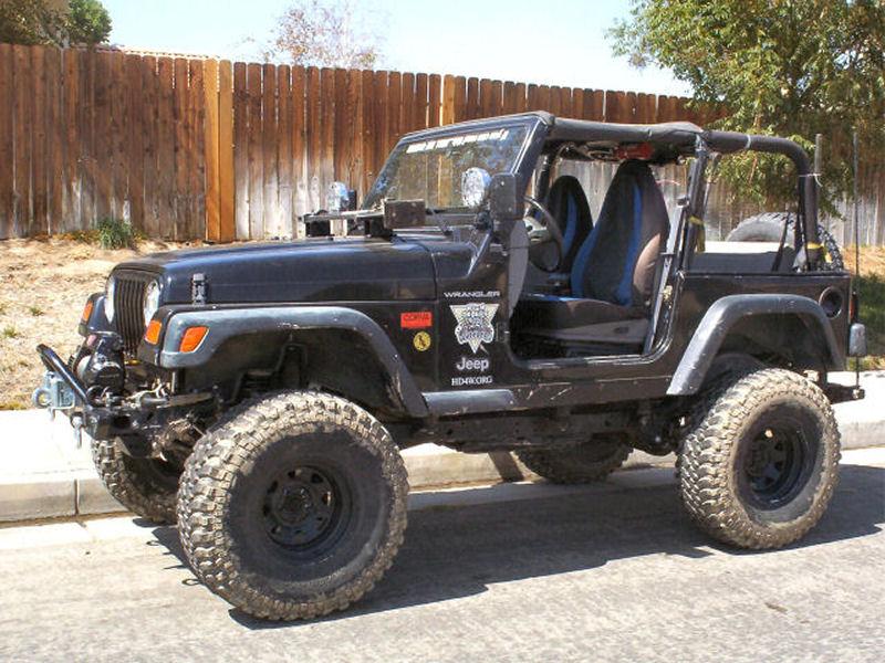 Jeep TJ Photos, Reviews, News, Specs, Buy car