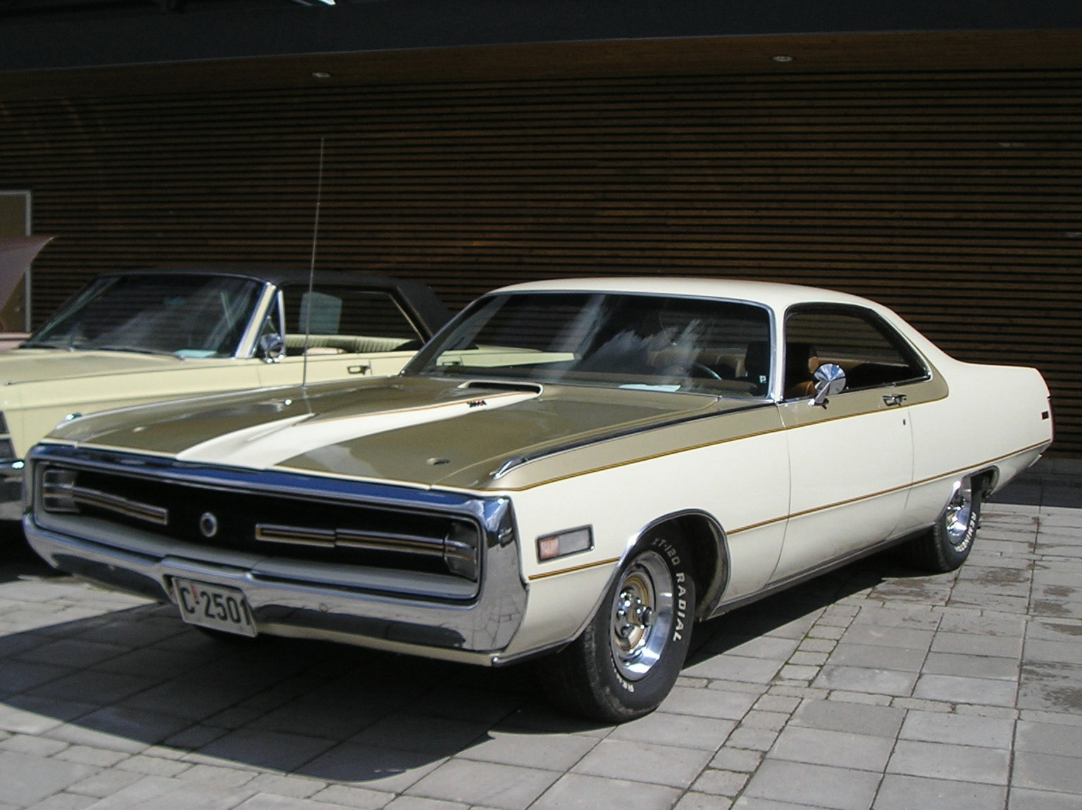 Chrysler 300 Hurst Coupe Picture 7 Reviews News