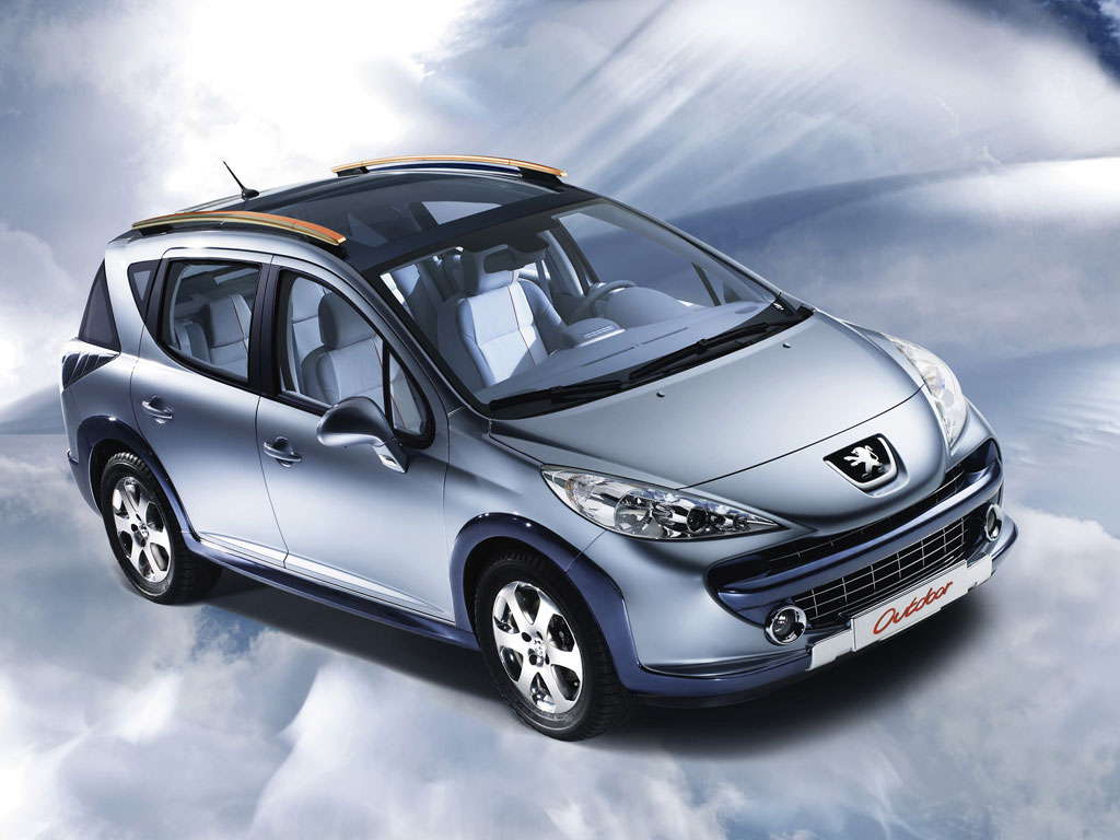 peugeot 207 sw photos reviews news specs buy car. Black Bedroom Furniture Sets. Home Design Ideas