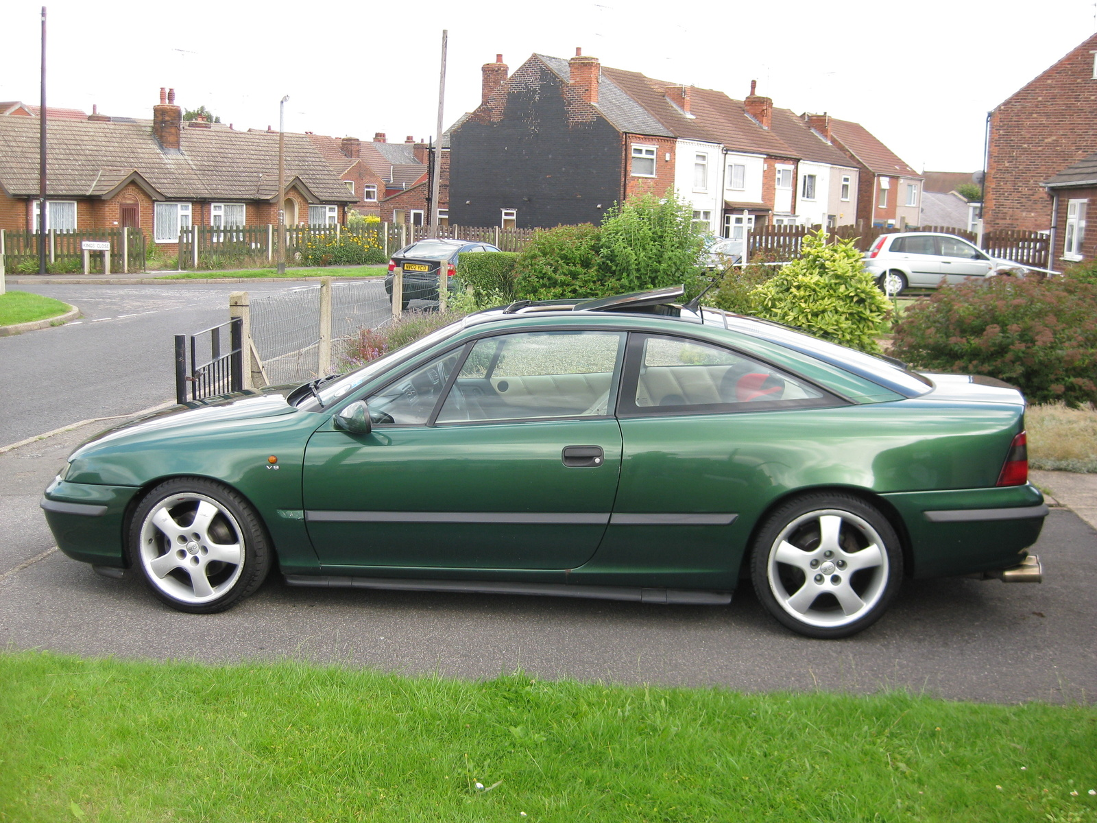 Vauxhall Calibra:picture # 15 , reviews, news, specs, buy car