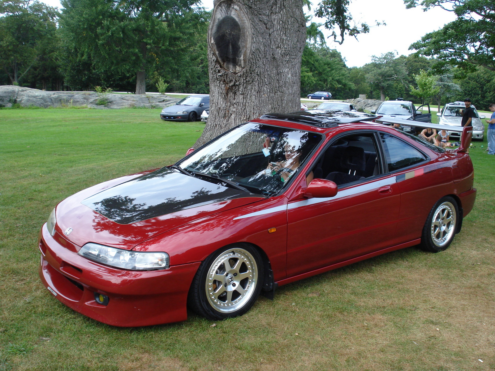 Acura Integra Gsr Pictures to pin on Pinterest