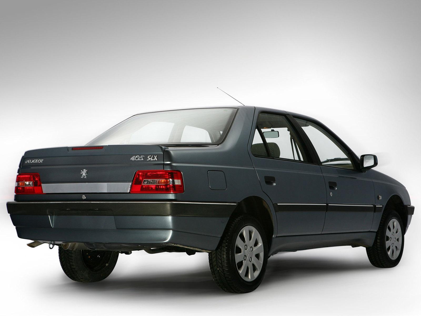 Iran Khodro Peugeot Pars Picture 6 Reviews News Specs Buy Car
