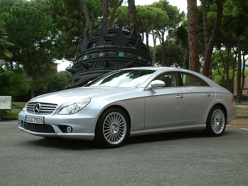 Mercedes Benz Cls 500 Photos Reviews News Specs Buy Car