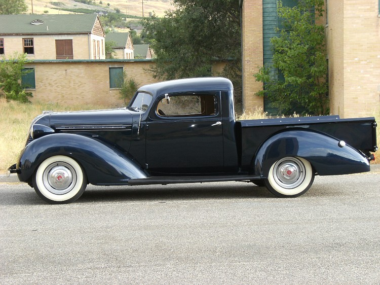 Hudson Pickup Picture 15 Reviews News Specs Buy Car