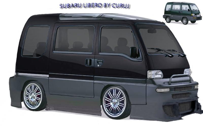 Subaru Libero:picture # 8 , reviews, news, specs, buy car