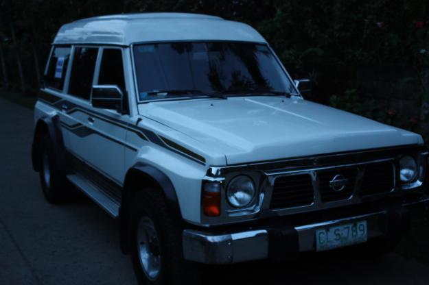 Nissan Patrol Safari 4x4:picture # 9 , reviews, news ...