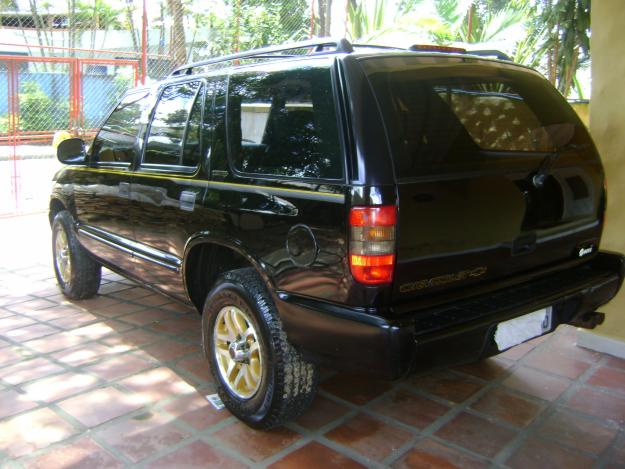 Chevrolet Blazer Executivepicture 9 Reviews News Specs Buy Car