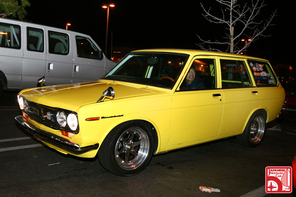 Datsun 510 Wagon Photos Reviews News Specs Buy Car