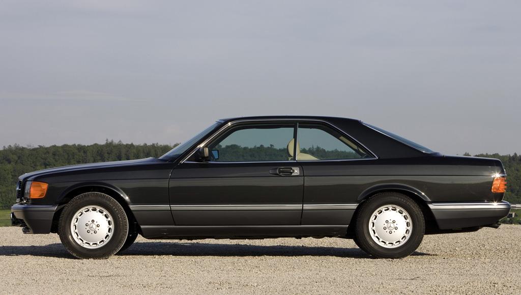Mercedes benz 560 sec photos reviews news specs buy car for Mercedes benz 560 sec