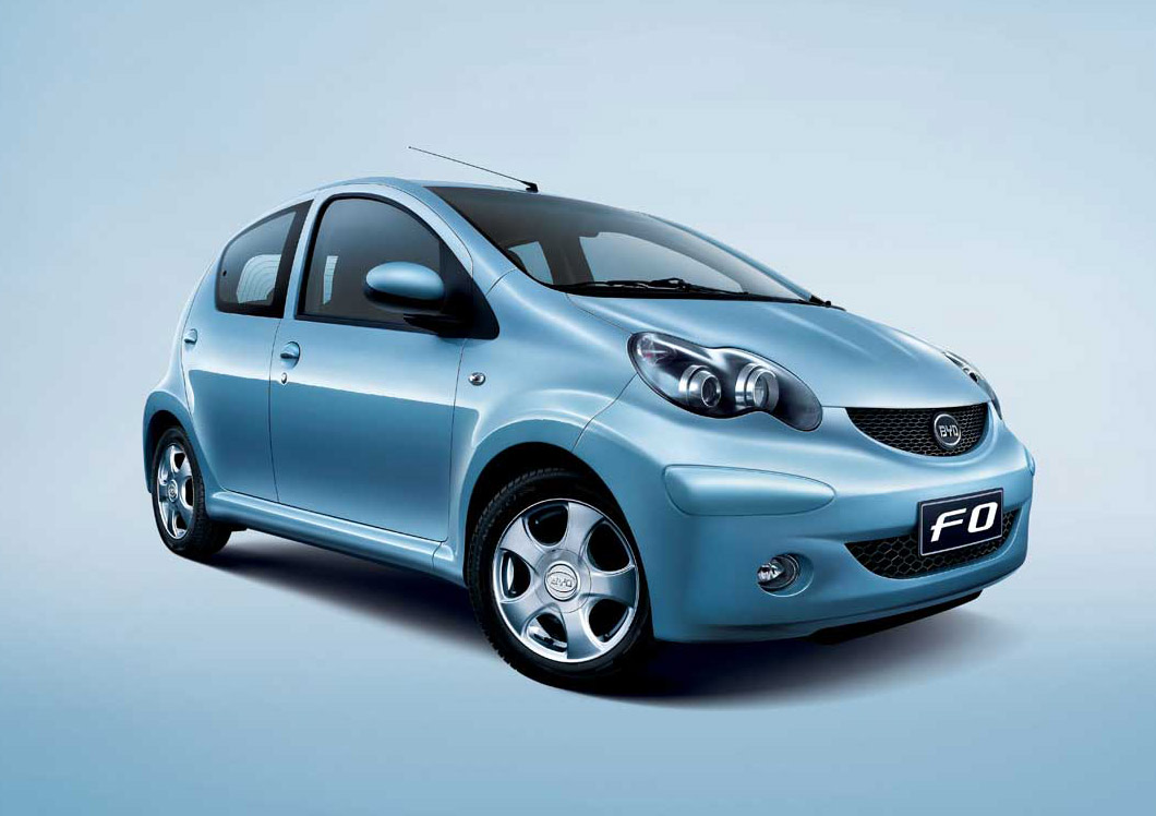 BYD F1: Photos, Reviews, News, Specs, Buy car