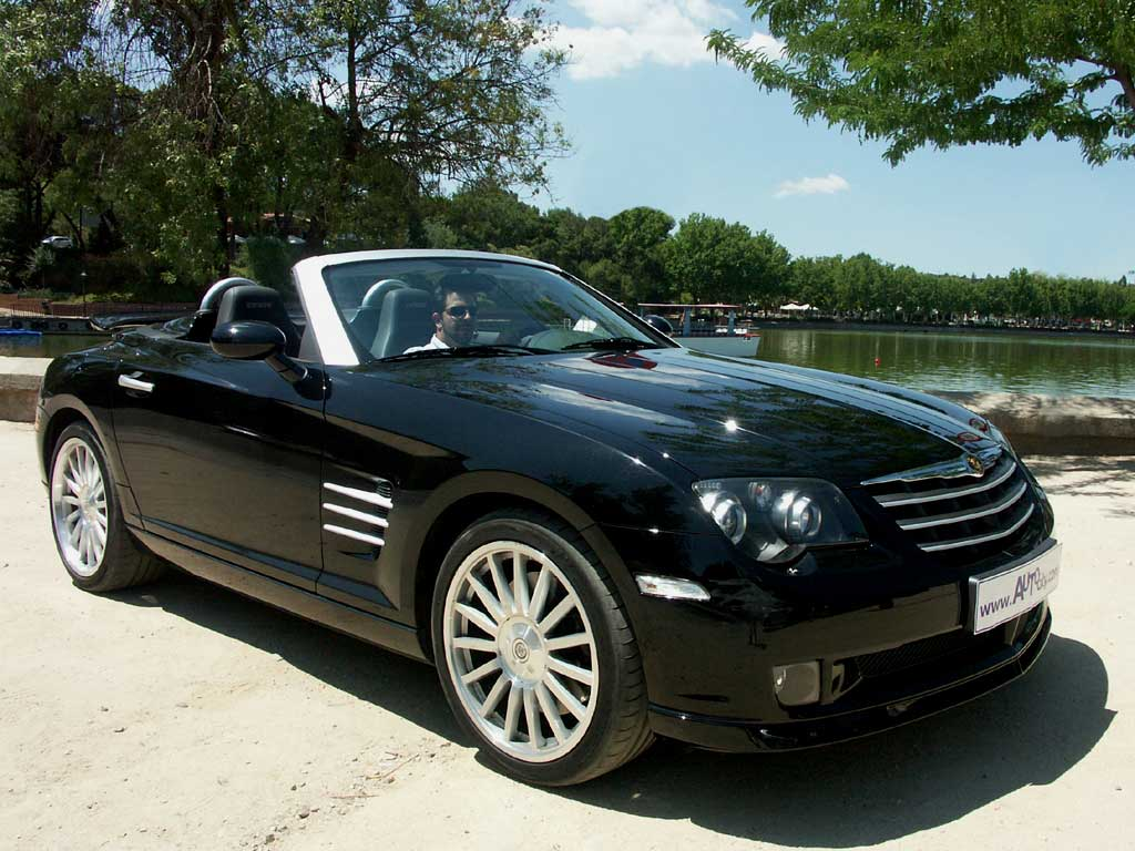 chrysler crossfire cabrio photos reviews news specs buy car