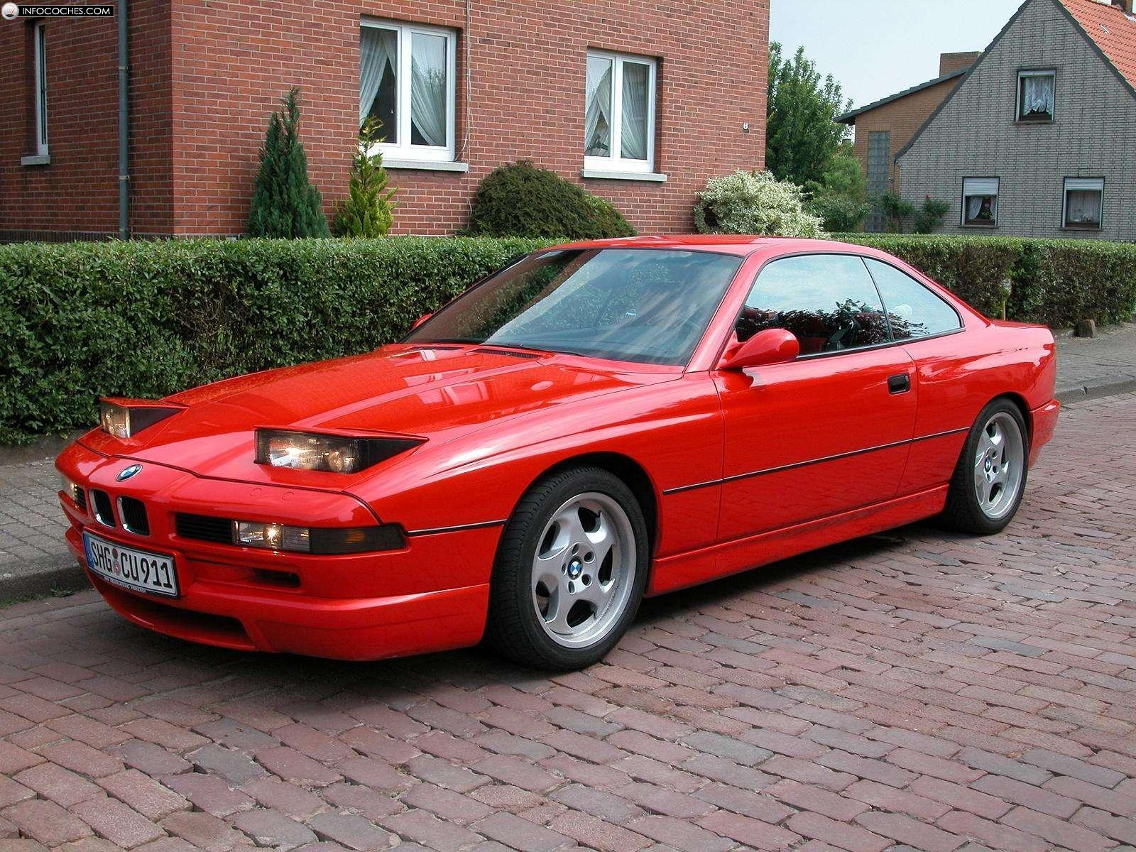Bmw 850i Picture 12 Reviews News Specs Buy Car