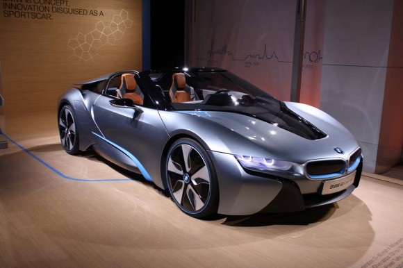 Bmw I8 Roadster Picture 18 Reviews News Specs Buy Car