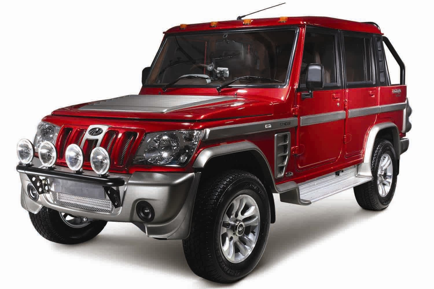 Mahindra Bolero Photos Reviews News Specs Buy Car