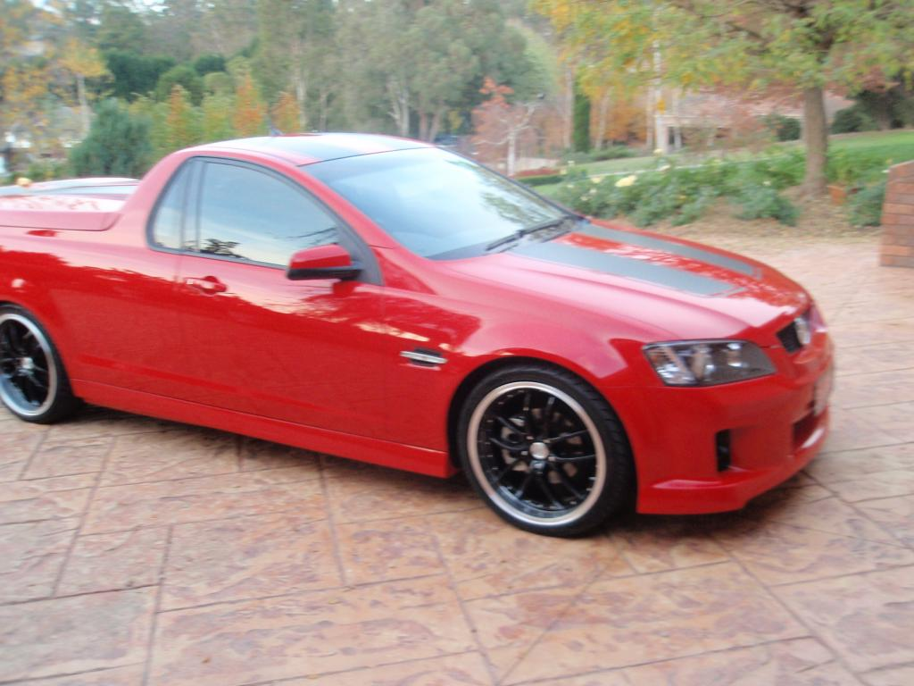 Holden Commodore SV6 Ute:picture # 7 , reviews, news, specs