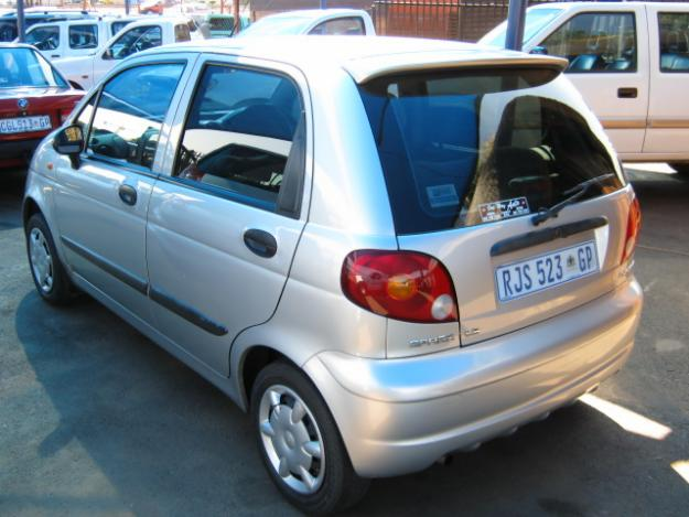 Image Gallery 2004 chevy spark
