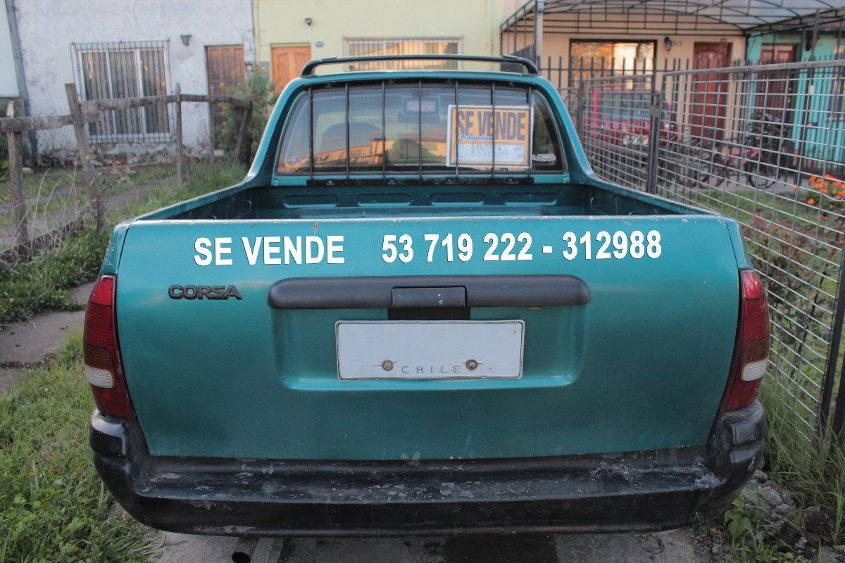 opel corsa pick up photos reviews news specs buy car. Black Bedroom Furniture Sets. Home Design Ideas