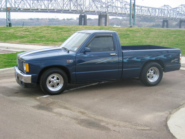 Chevrolet S-10 pickup:picture # 10 , reviews, news, specs, buy car