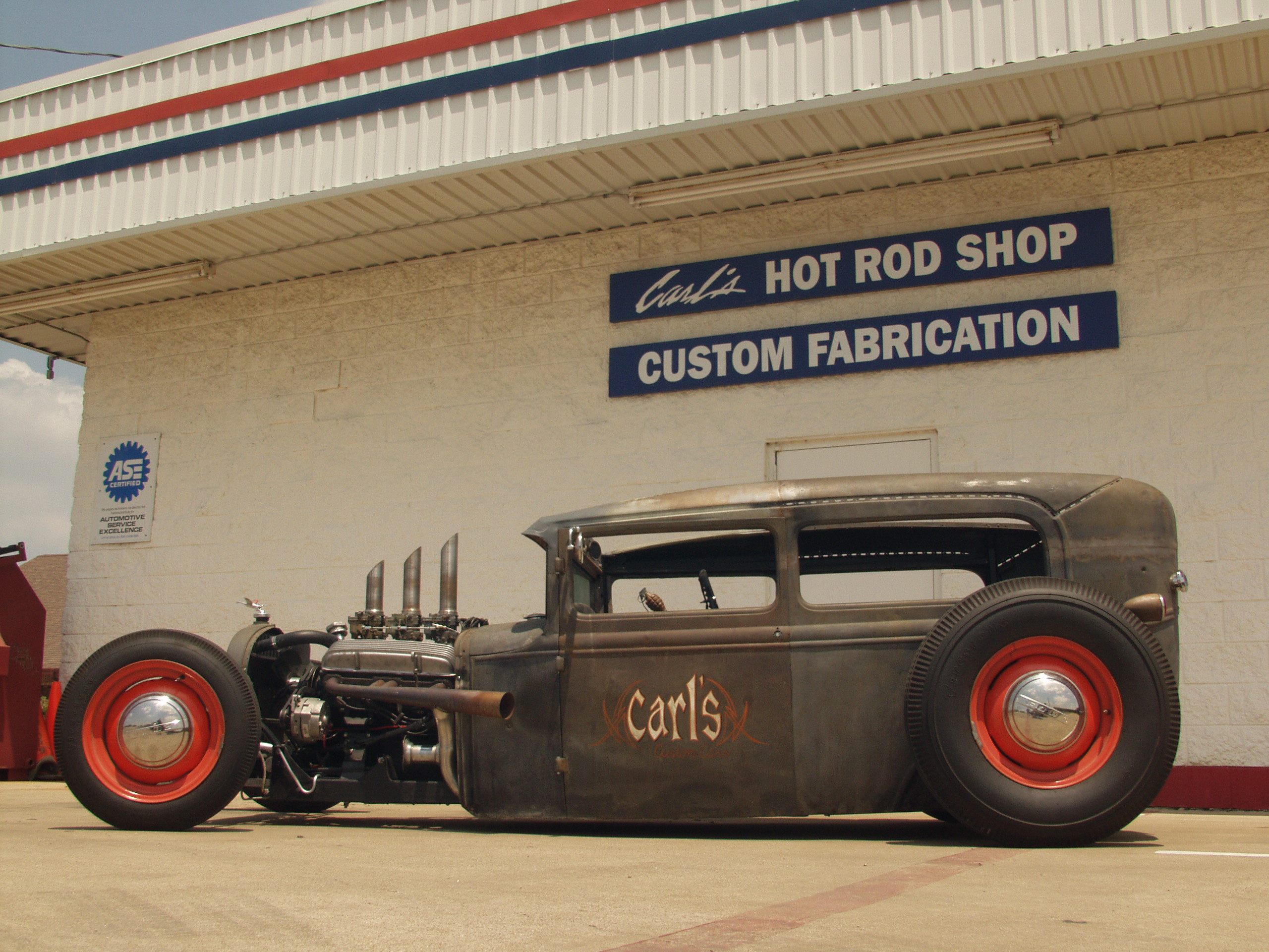 Ford Hod Rod