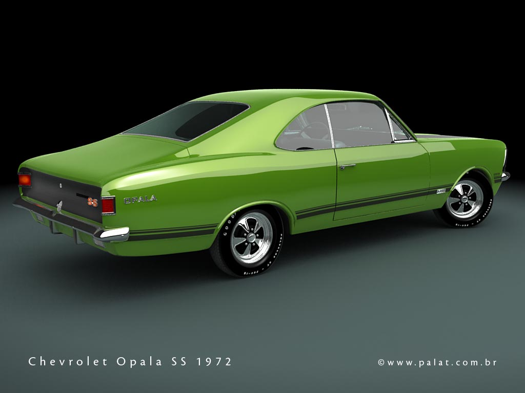 Chevrolet Opala Ss Picture 13 Reviews News Specs