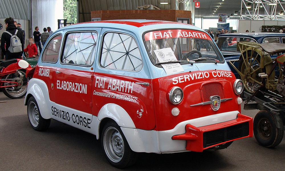 Fiat 600 Multipla Abarth Picture 13 Reviews News
