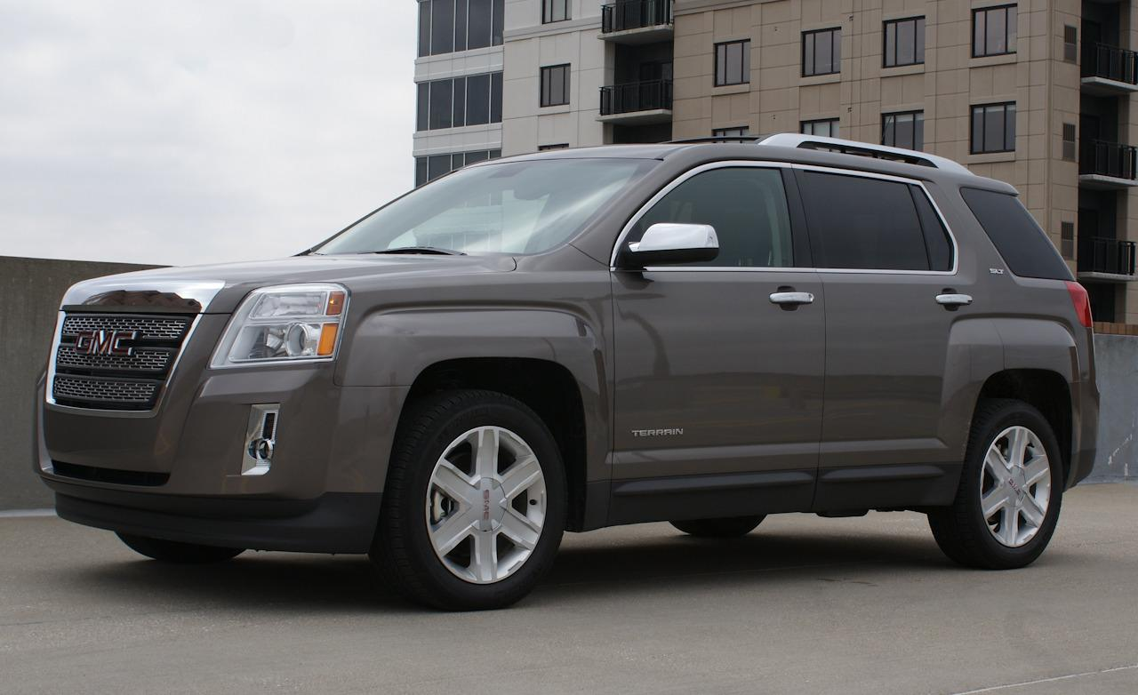 2010 gmc terrain review ratings specs prices and photos. Black Bedroom Furniture Sets. Home Design Ideas