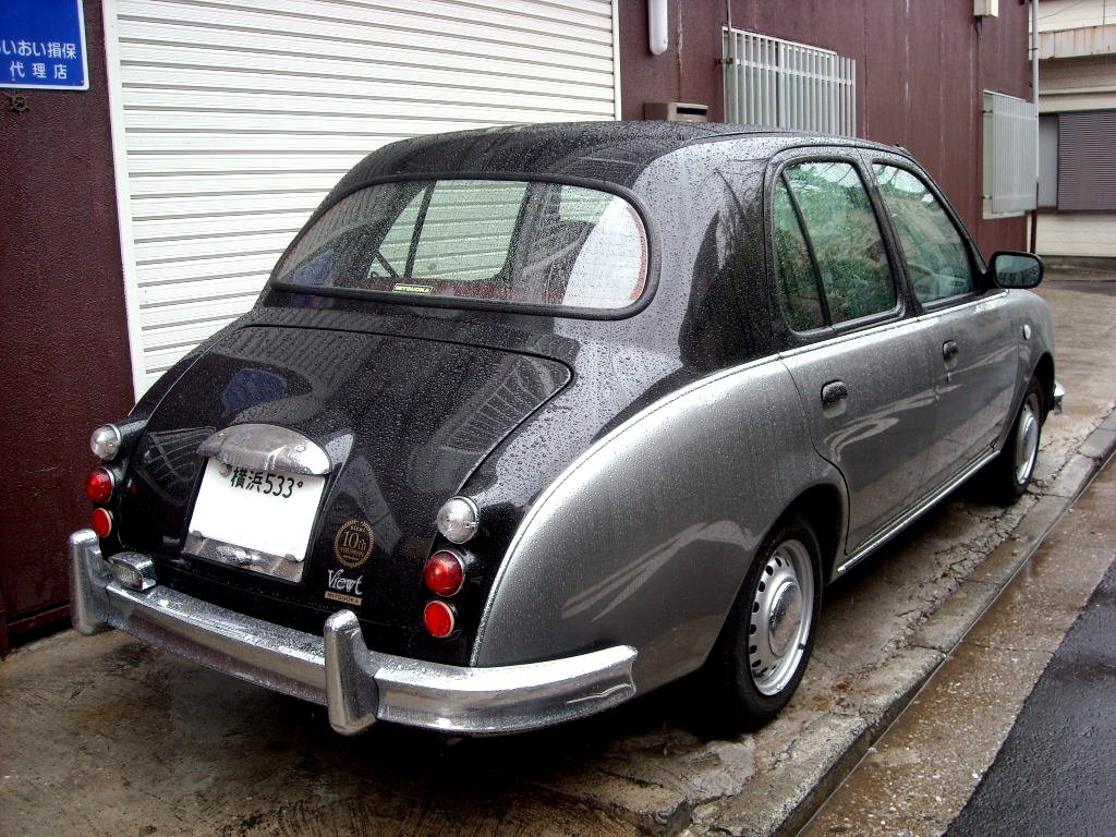 Mitsuoka Viewt:picture # 13 , reviews, news, specs, buy car
