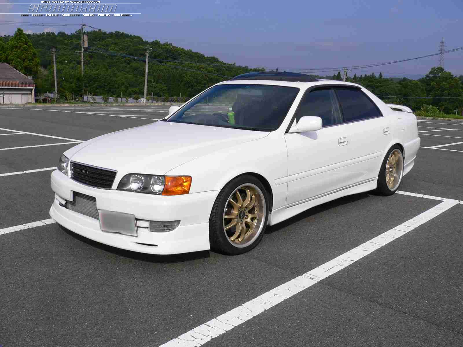 Toyota Chaser Tourer V: Photos, Reviews, News, Specs, Buy car