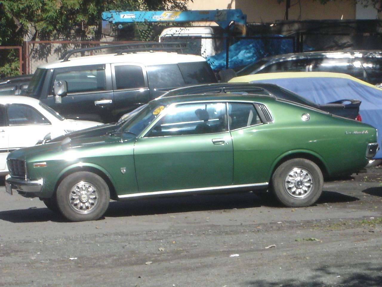 Toyota Corona Mark Ii Photos Reviews News Specs Buy Car