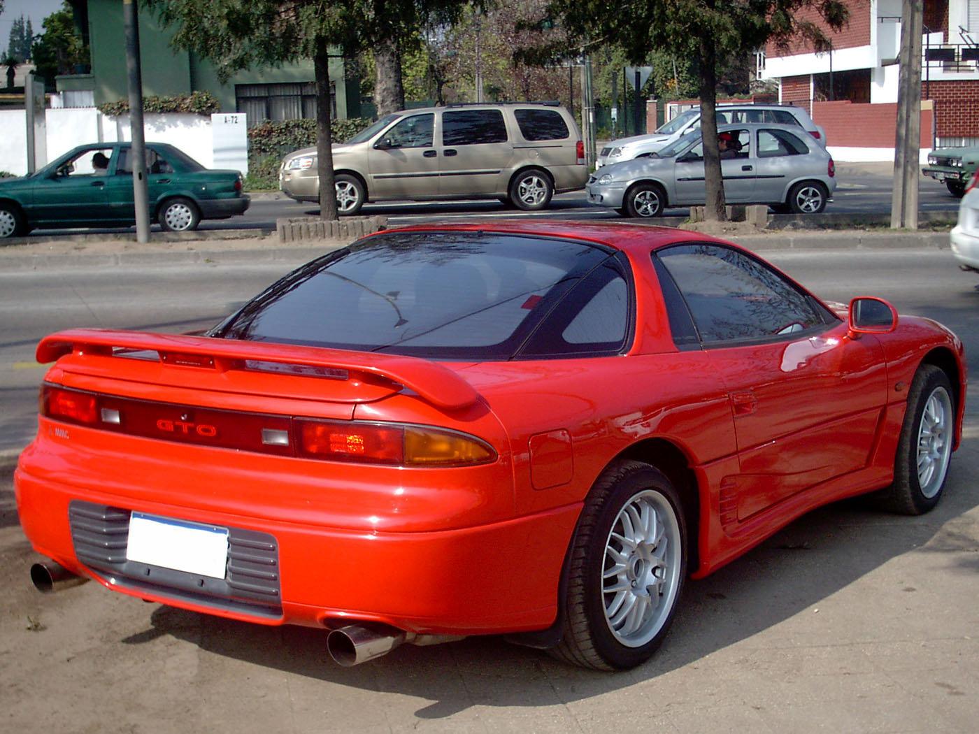 New Mitsubishi 3000gt >> Mitsubishi 3000 GTO VR4: Photos, Reviews, News, Specs, Buy car