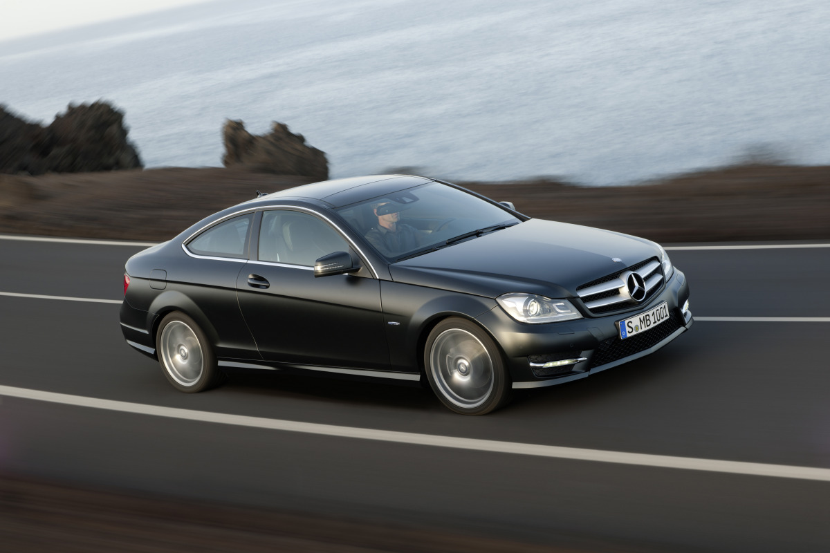 Mercedes benz c180 coupe picture 9 reviews news for C180 mercedes benz