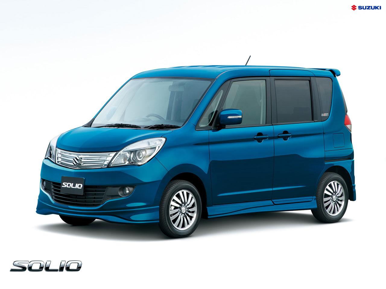 Suzuki solio picture 15 reviews news specs buy car for Via motors truck price