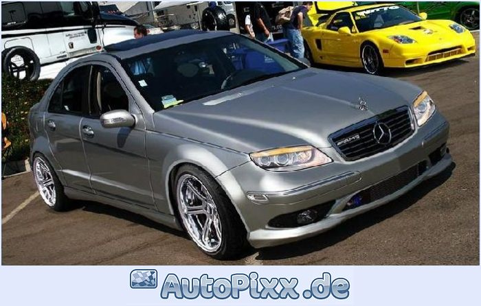Mercedes benz c230 amg picture 9 reviews news specs for Mercedes benz c230 amg