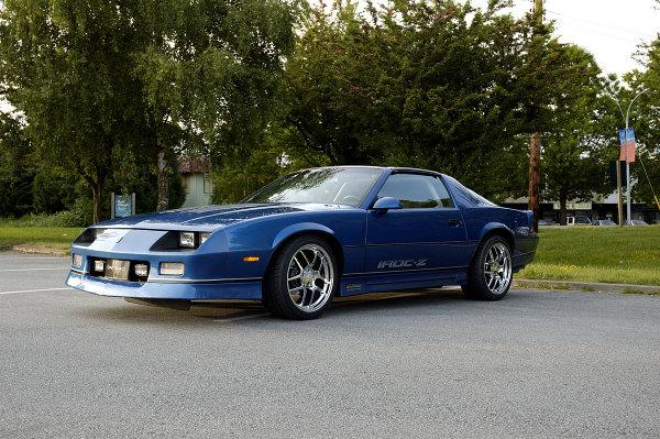 Chevrolet Camaro Z28 IROC:picture # 7 , reviews, news, specs