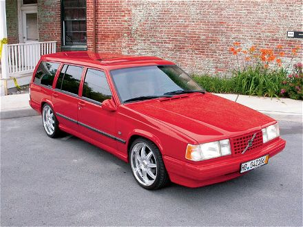Volvo 940 Wagon Picture 9 Reviews News Specs Buy Car