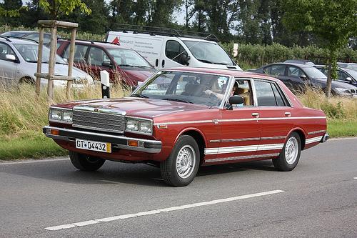 Datsun Laurel 240:picture # 9 , reviews, news, specs, buy car