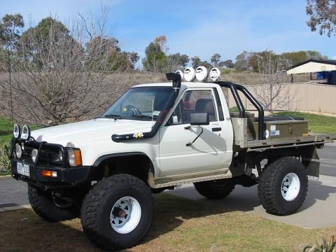 1985 Toyota 4x4 Hilux