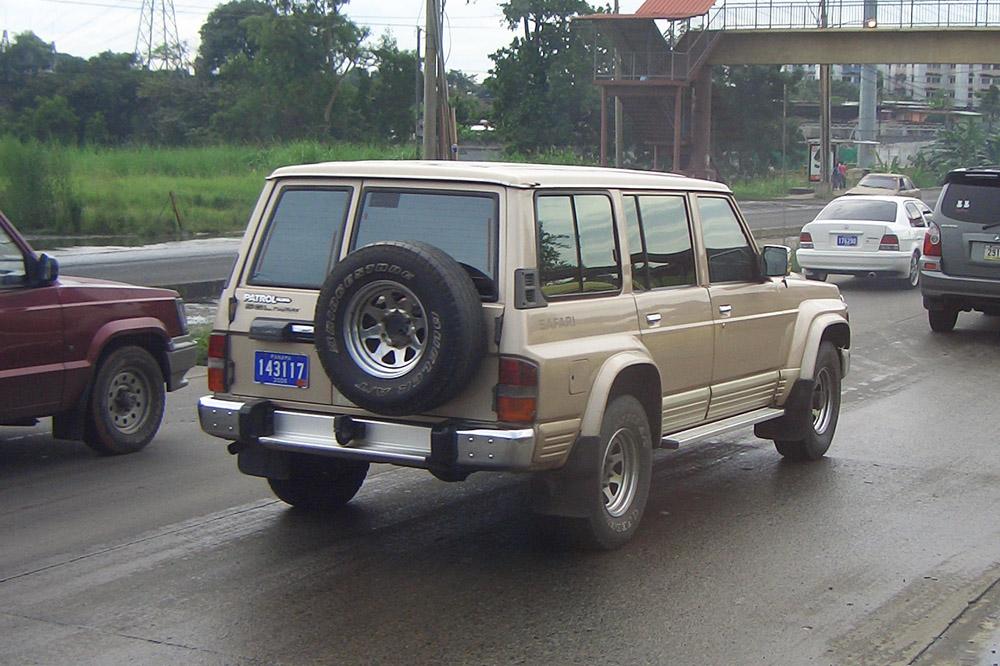 Nissan Patrol Safari SGL 4x4:picture # 11 , reviews, news, specs