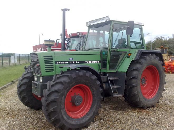 Fendt Farmer 312 Lsa Turbomatic Picture 6 Reviews
