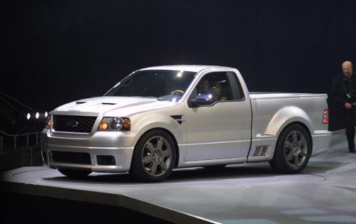 Ford F-150 Lightning & Ford F-150 Lightning:picture # 15  reviews news specs buy car