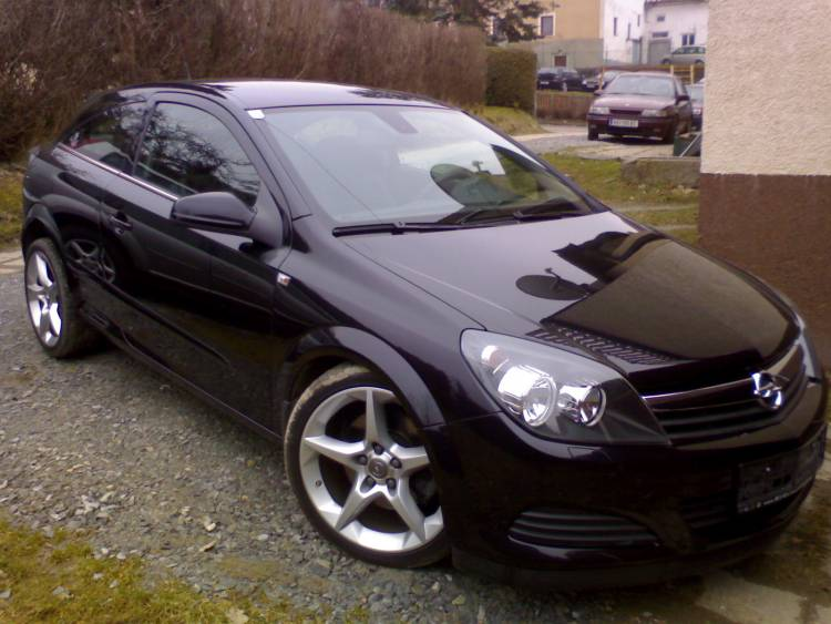 opel astra h gtc sport picture 7 reviews news specs. Black Bedroom Furniture Sets. Home Design Ideas