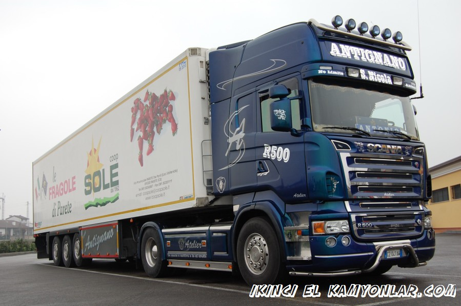 Scania r500 picture 11 reviews news specs buy car for Mercedes benz r500 review