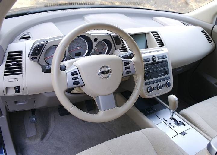 Nissan Murano Se