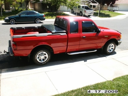 Ford Ranger XLT extra-cab
