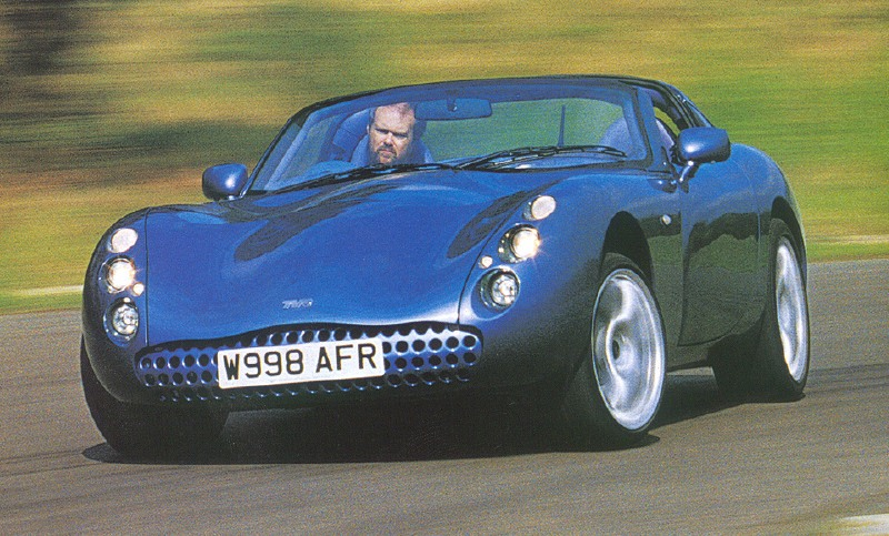 UK specialist looking to give TVR Tuscan a second life as ...