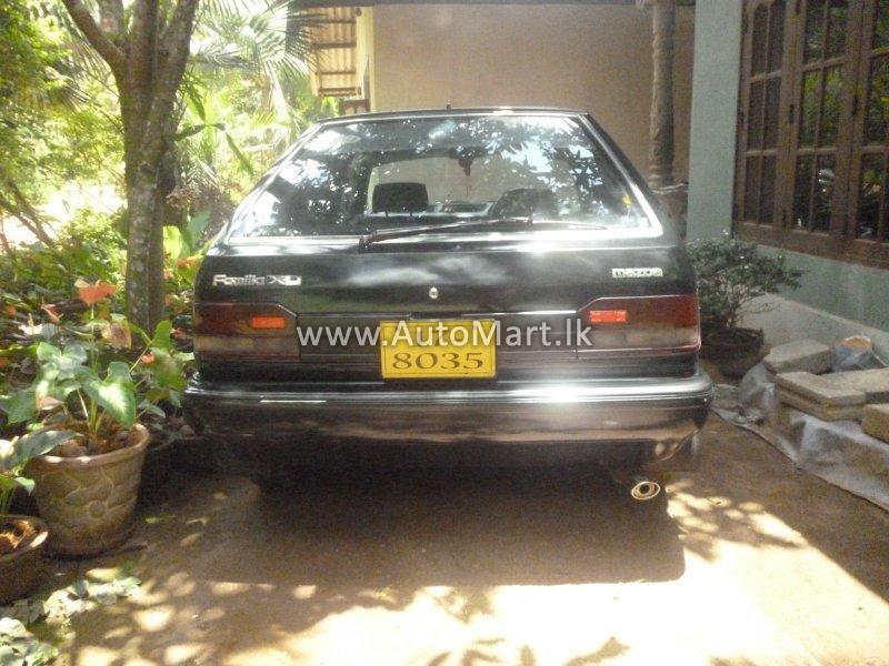 Mazda Car Repair In Sri Lanka