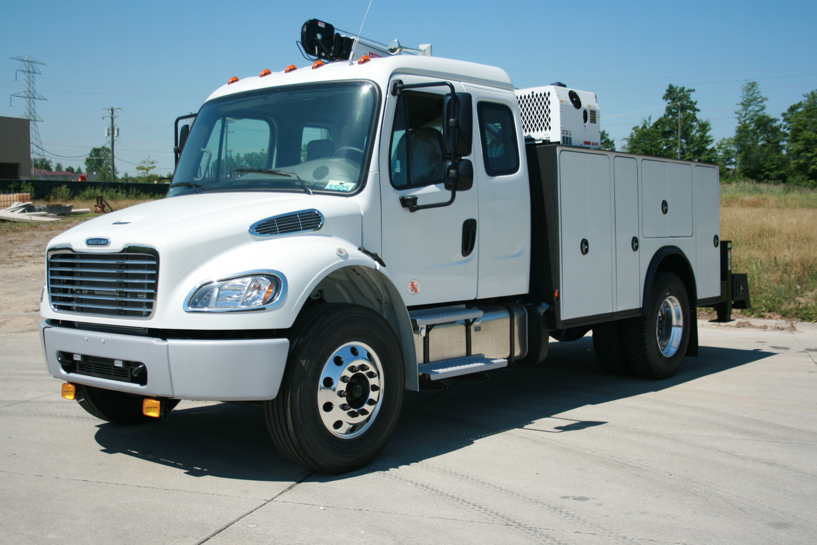Freightliner m2 106 picture 15 reviews news specs for M and g motors