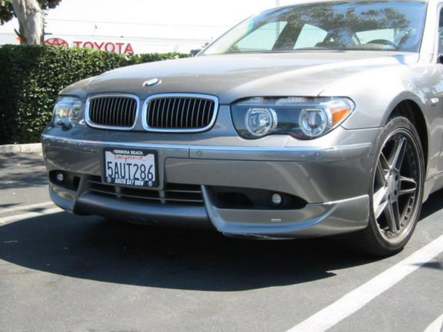 Bmw 745i 2005 For Sale