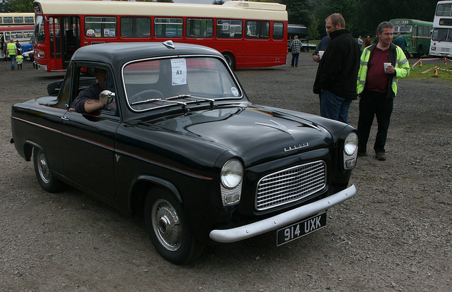 Ford Anglia pickup