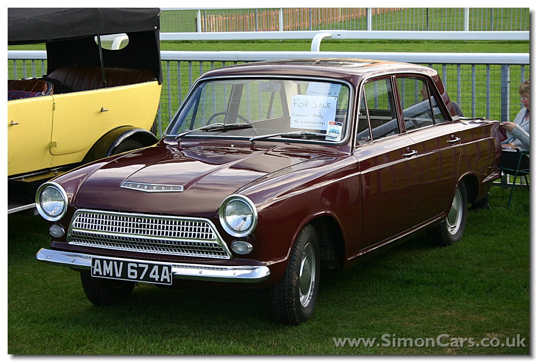 ford consul cortina picture 9 reviews news specs buy car. Black Bedroom Furniture Sets. Home Design Ideas